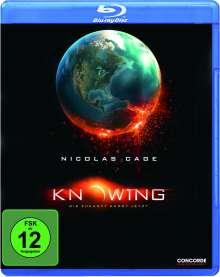 Knowing - Die Zukunft endet jetzt (Blu-ray), Blu-ray Disc