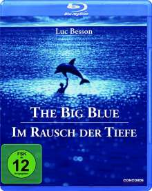 The Big Blue - Im Rausch der Tiefe (Blu-ray), Blu-ray Disc