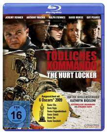 Tödliches Kommando - The Hurt Locker (Blu-ray), Blu-ray Disc