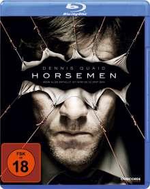 Horsemen (Blu-ray), Blu-ray Disc