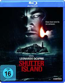 Shutter Island (Blu-ray), Blu-ray Disc