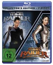 Tomb Raider I & II (Blu-ray), 2 Blu-ray Discs