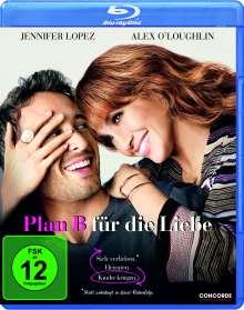 Plan B für die Liebe (Blu-ray), Blu-ray Disc