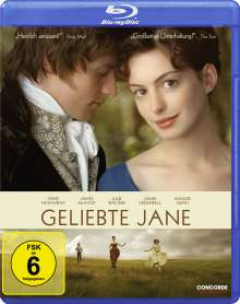 Geliebte Jane (Blu-ray), Blu-ray Disc