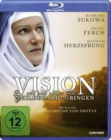 Vision - Aus dem Leben der Hildegard von Bingen (Blu-ray), Blu-ray Disc