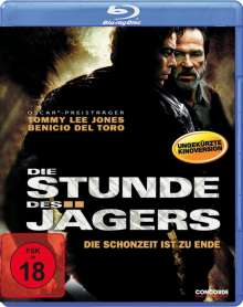 Die Stunde des Jägers (Blu-ray), Blu-ray Disc