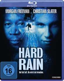 Hard Rain (Blu-ray), Blu-ray Disc