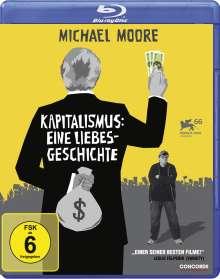 Kapitalismus - Eine Liebesgeschichte (Blu-ray), Blu-ray Disc