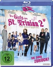 Die Girls von St. Trinian 2 (Blu-ray), Blu-ray Disc