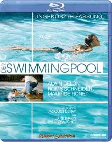 Der Swimmingpool (1968) (Blu-ray), Blu-ray Disc