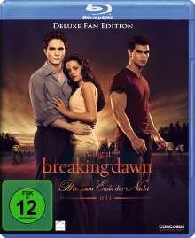 Twilight: Breaking Dawn - Bis(s) zum Ende der Nacht Teil 1 (Blu-ray), Blu-ray Disc