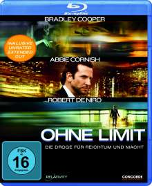 Ohne Limit (Blu-ray), Blu-ray Disc
