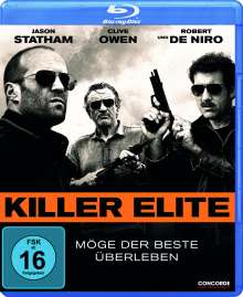Killer Elite (2010) (Blu-ray), Blu-ray Disc