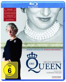 Die Queen (2006) (Blu-ray), Blu-ray Disc