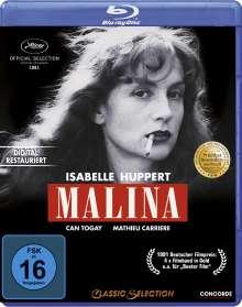 Malina (Blu-ray), Blu-ray Disc