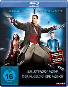 Bulletproof Monk - Der kugelsichere Mönch (Blu-ray), Blu-ray Disc