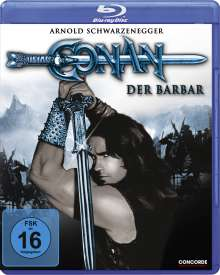 Conan der Barbar (Blu-ray), Blu-ray Disc