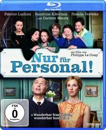 Nur für Personal (Blu-ray), Blu-ray Disc