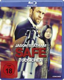 Safe - Todsicher (Blu-ray), Blu-ray Disc