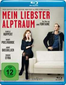 Mein liebster Alptraum (Blu-ray), Blu-ray Disc