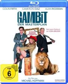 Gambit (Blu-ray), Blu-ray Disc