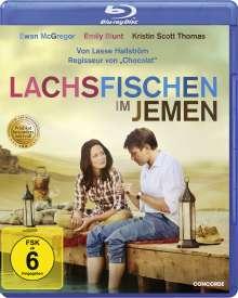 Lachsfischen im Jemen (Blu-ray), Blu-ray Disc