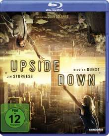 Upside Down (Blu-ray), Blu-ray Disc
