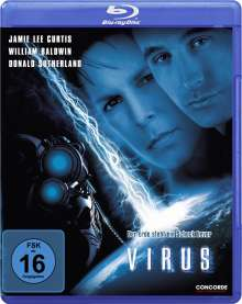 Virus (1998) (Blu-ray), Blu-ray Disc
