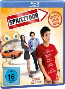 Spritztour (Blu-ray), Blu-ray Disc