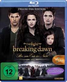 Twilight: Breaking Dawn - Bis(s) zum Ende der Nacht Teil 2 (Blu-ray), Blu-ray Disc