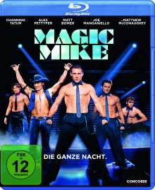 Magic Mike (Blu-ray), Blu-ray Disc