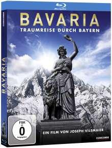 Bavaria - Traumreise durch Bayern (Blu-ray), Blu-ray Disc