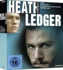 Heath Ledger Collection (Blu-ray), 4 Blu-ray Discs