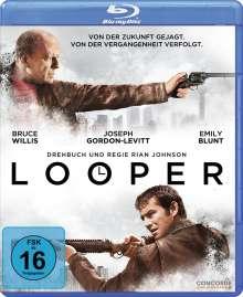Looper (Blu-ray), Blu-ray Disc