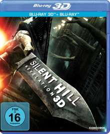 Silent Hill - Revelation (2D & 3D Blu-ray), Blu-ray Disc