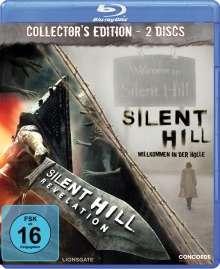 Silent Hill / Silent Hill - Revelation (Blu-ray), 2 Blu-ray Discs