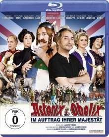 Asterix & Obelix - Im Auftrag Ihrer Majestät (Blu-ray), Blu-ray Disc