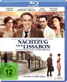 Nachtzug nach Lissabon (Blu-ray), Blu-ray Disc