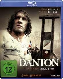Danton (1982) (Blu-ray), Blu-ray Disc