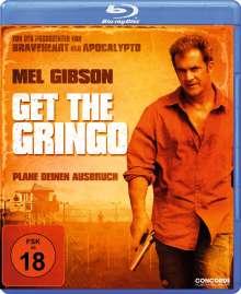 Get The Gringo (Blu-ray), Blu-ray Disc