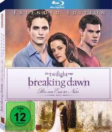 Twilight: Breaking Dawn - Bis(s) zum Ende der Nacht Teil 1 (Extended Edition) (Blu-ray), Blu-ray Disc