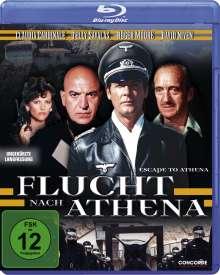 Flucht nach Athena (Blu-ray), Blu-ray Disc