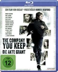 The Company You Keep (Blu-ray), Blu-ray Disc