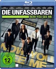 Die Unfassbaren (Blu-ray), Blu-ray Disc