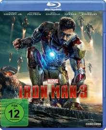 Iron Man 3 (Blu-ray), Blu-ray Disc