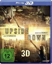 Upside Down (3D Blu-ray), Blu-ray Disc
