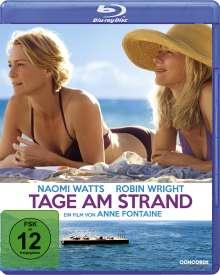 Tage am Strand (Blu-ray), Blu-ray Disc