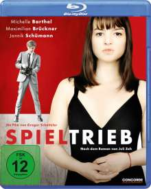 Spieltrieb (Blu-ray), Blu-ray Disc