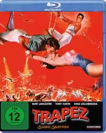Trapez (Blu-ray), Blu-ray Disc