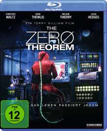 The Zero Theorem (Blu-ray), Blu-ray Disc